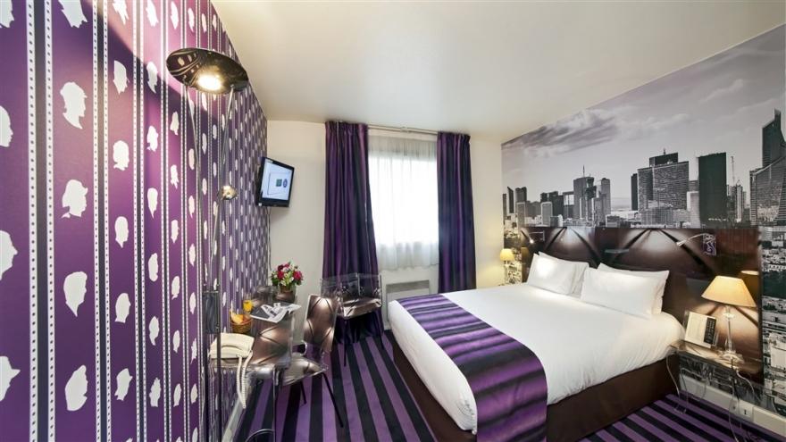 Qualys hotel nanterre paris la d fense nanterre r servation au meilleur p - Revente chambre hotel ...