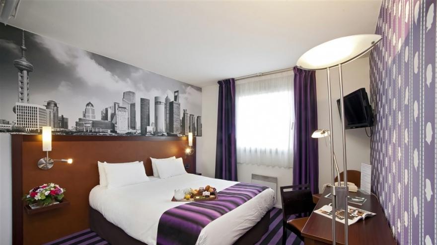 Qualys hotel nanterre paris la d fense nanterre for Reserver hotel meilleur prix